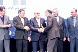 فولاد مبارکه  «شرکت پیشرو»  در بین ۵۰۰ بنگاه صنعتی و اقتصادی موفق ایران