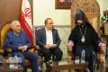 قدردانی شورای خلیفه گری ارامنه اصفهان از نامگذاری ورزشگاهی به نام «بانو ملکیان»