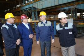 محصولات صنعتی به سبد تولیدات ذوب آهن اصفهان اضافه شد