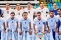 تیم ملی فوتسال ایران همچنان بر بام قاره کهن و ششم جهان