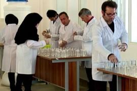 محلول ضدعفونی کننده به همت محققان دانشگاه تبریز تولید شد