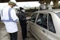 توقیف و جریمه ۱۶۲۴ خودرو در طرح فاصلهگذاری اجتماعی آذربایجانشرقی