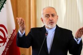 ظریف: ایران آغازگر جنگ نیست اما به آغازگران درسهایی میدهد
