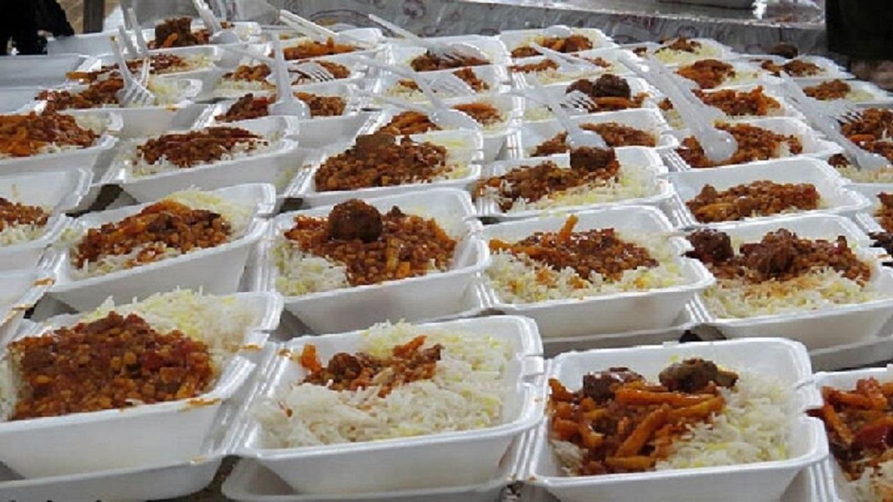 تصویر توزیع بیش از ۹۰ هزار وعده غذای گرم به مددجویان اصفهانی