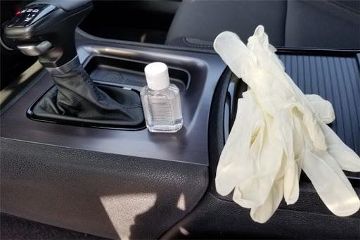Photo of خطر انفجار در پی نگهداری از مواد ضدعفونی کننده حاوی الکل در خودرو