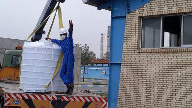 تصویر تولید و توزیع بیش از ۲۳۰ هزار لیتر ماده ضدعفونیکننده برای سازمانها وادارات متقاضی اصفهان