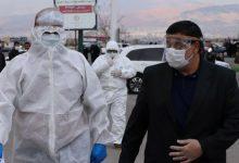 Photo of ممانعت پلیس از حضور بدون ماسک در وادی رحمت تبریز