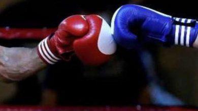 تصویر مسابقات بوکس قهرمانی آسیا به تعویق افتاد