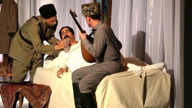تصویر لحظات آخر عمر ستارخان در تبریز روی صحنه میرود