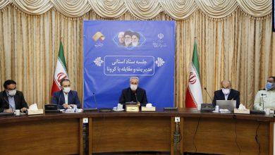 تصویر استاندار آذربایجان شرقی: مراسم ماه محرم در فضای باز برگزار شود