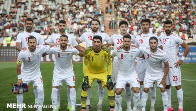 تصویر مسابقات تیم ملی فوتبال ایران در مقدماتی جام جهانی به تعویق افتاد