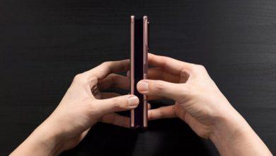 تصویر موبایلهای جدید سامسونگ همراه با ساعت هوشمند رونمایی شد