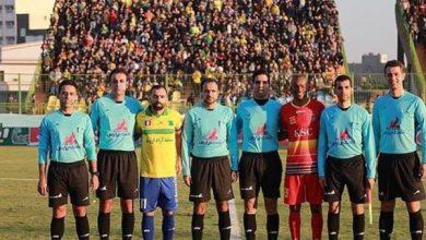 تصویر اعلام اسامی داوران هفته پایانی لیگ برتر فوتبال