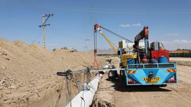 تصویر بهره برداری از  ۱۶ پروژه آبفا استان اصفهان  با اعتباری بالغ بر ۳ هزار و ۵۰ میلیارد ریال درهفته دولت