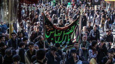 Photo of آمادگی پلیس راهور اصفهان برای حضور احتمالی دستجات عزاداری در خیابان ها