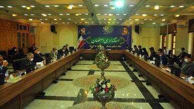 Photo of بررسی ۵۵ مورد از موارد جاری ۱۸ شهر استان در جلسات کمیسیون ماده ۵ استان/ برگزاری سومین نشست کارگروه امور زیربنایی و توسعه استان در سال جاری