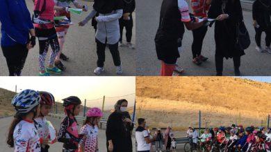 Photo of نفرات برتر مسابقه دوچرخه سواری دختران تبریز مشخص شد