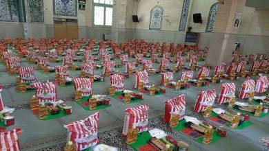 تصویر رئیس اداره اوقاف کاشان خبر داد:توزیع ۳۷۰ بسته ارزاق بین نیازمندان از محل درآمد امامزادگان