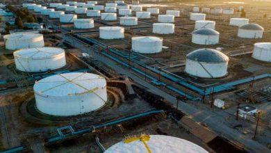 تصویر قیمت نفت پس از یک سقوط سنگین ۳ درصد جهش کرد