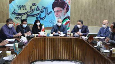 تصویر مدیر عامل شرکت آبفا استان اصفهان: