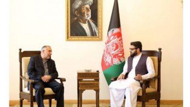 تصویر سفر نماینده ویژه وزیر امور خارجه ایران در امور افغانستان به کابل