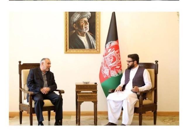 سفر نماینده ویژه وزیر امور خارجه ایران در امور افغانستان به کابل