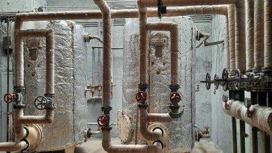 تصویر در مرکز طبخ شمارۀ یک صورت گرفت؛ افزایش ۲۵ درصدی تولید و ذخیرۀ آب گرم بهداشتی