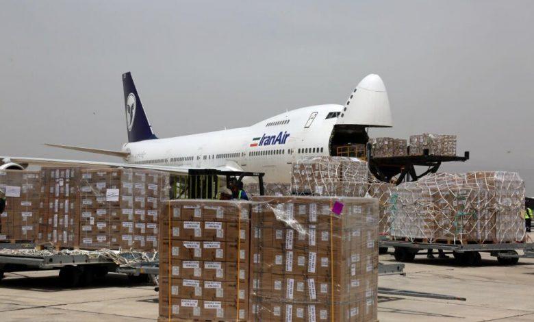 توسعه حمل و نقل بار هوایی از ضررهای شیوع کرونا بر فرودگاهها میکاهد