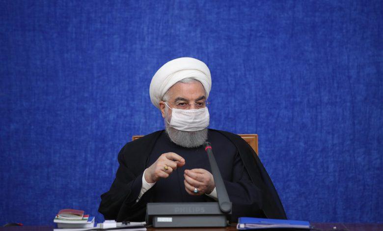 دکتر روحانی در جلسه ستاد هماهنگی اقتصادی دولت: