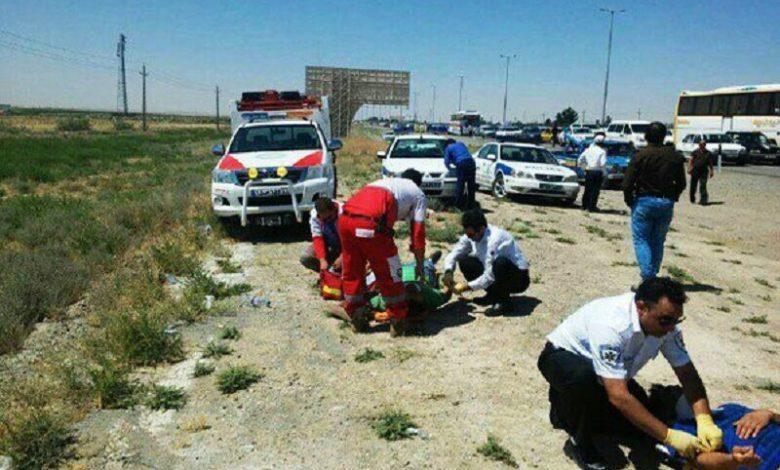 جمعهها بیشترین تصادفات رانندگی در آذربایجانشرقی روی میدهد
