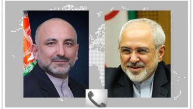 Photo of آمادگی ایران برای همکاری در صلح افغانستان