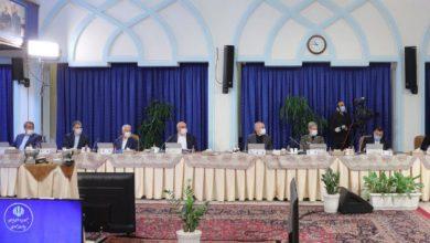 تصویر در جلسه هیات دولت به ریاست دکتر جهانگیری انجام شد؛
