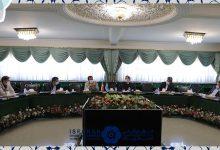 تصویر درنشست مدیران شرکت پالایش نفت اصفهان و اعضای هیأت نمایندگان اتاق بازرگانی اصفهان تاکید شد: