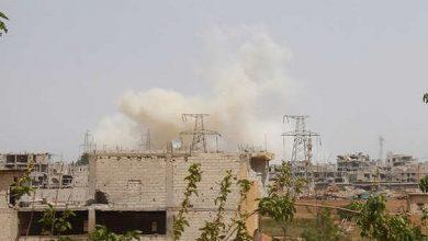 تصویر وقوع ۲ انفجار در شمال سوریه/ ۴ نفر کشته شدند