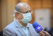 تصویر تهران در وضعیت کاملاً بحرانی و پر خطر