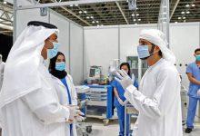 تصویر شمار کروناییها در امارات به ۹۱ هزار و ۴۶۹ نفر رسید
