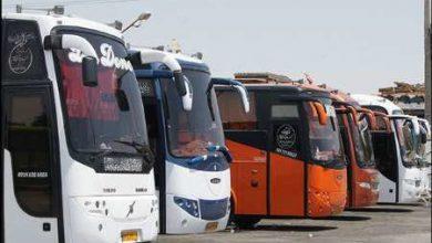 تصویر کاهش مسافران حملونقل عمومی جادهای به یک سوم!