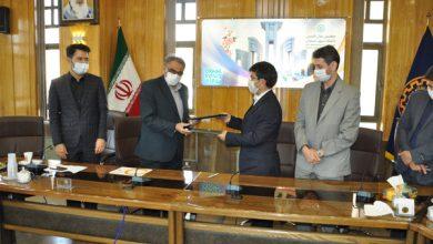 تصویر در بازدید رئیس مرکز تحقیقات راه، مسکن و شهرسازی مقرر شد: