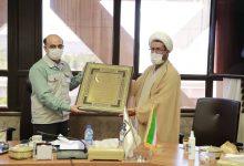 Photo of در دیدار فرماندار و دادستان شهرستان مبارکه با مدیرعامل فولاد مبارکه تاکید شد؛