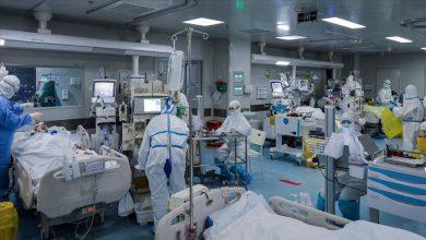 تصویر فوت ۲۵۲ بیمار کرونایی در شبانه روز گذشته/ حال ۴۷۴۴ نفر وخیم است