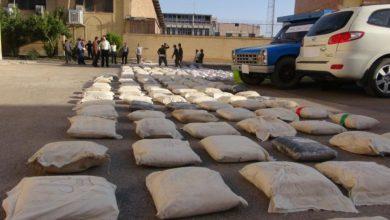 تصویر کشف بیش از ۳۰ تُن مواد افیونی در اصفهان/ استرداد ۳۸۳ میلیارد ریال اموال مسروقه به مال باختگان