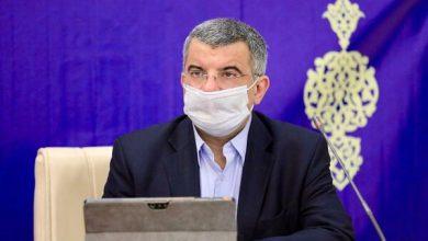 تصویر واکنش حریرچی به درخواست تعطیلی دو هفتهای تهران