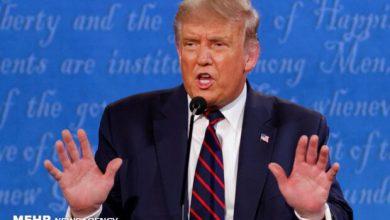 تصویر ترامپ: می خواهم ایران کشوری قدرتمند اما بدون سلاح هستهای باشد