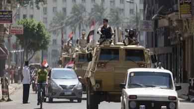تصویر حالت فوقالعاده در مصر ۳ ماه دیگر تمدید شد
