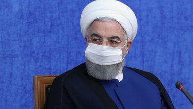 تصویر روحانی: تا ۳ ماه آینده کیفیت آب آشامیدنی تهران بهتر میشود