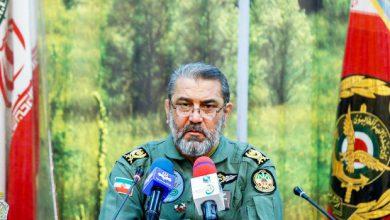 تصویر اعلام آمادگی ایران برای ساخت بالگرد مشترک با عراق