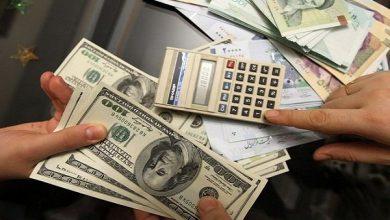 تصویر جزئیات قیمت رسمی انواع ارز/ نرخ ۸ ارز کاهشی شد