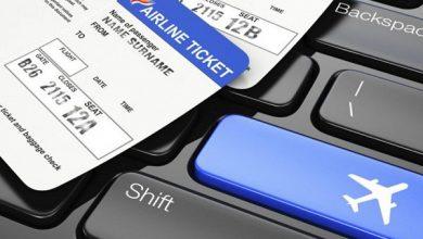 تصویر افزایش قیمت بلیت هواپیما، تخلف است