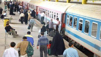 تصویر مسافرت با قطار ۷۰ درصد کاهش یافت