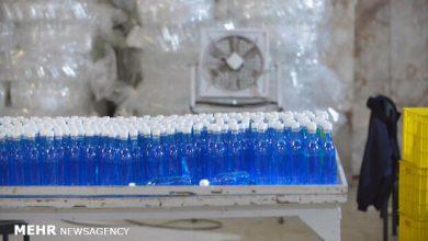 تصویر انتقال خط تولید شرکت مواد شوینده به خارج از خوزستان منتفی شد